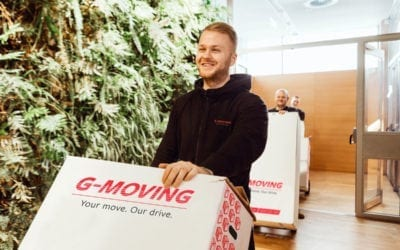 Allt i Transport & Spedition AB changes name to G-Moving